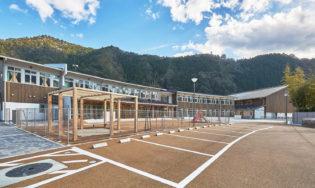 十津川村立十津川第二小学校/岩崎建築設計事務所