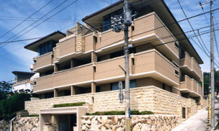 グランシャリエ垂水高丸マンション新築工事