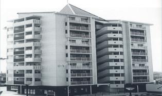 県営住宅天理団地第3期第1工区(C-1棟)