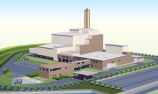 近江八幡市新一般廃棄物処理施設整備工事