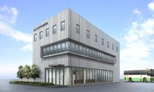 奈良交通平城営業所