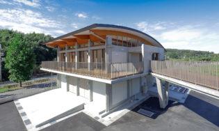 上野公園防災力強化棟建設工事/(株)たかの建築事務所