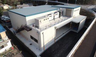 太地町冷凍冷蔵施設/(株)清水設計事務所